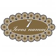 7 Ievos namai logotipas