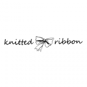 Knitted ribbon